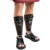 Roman Leg Guards Adult